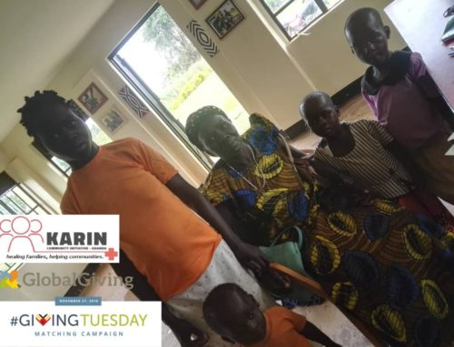 Community Health Insurance Changing lives in Gulu!