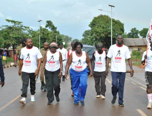 karin 2nd Annual Marathon – Leader of Opposition calls for more community health awareness