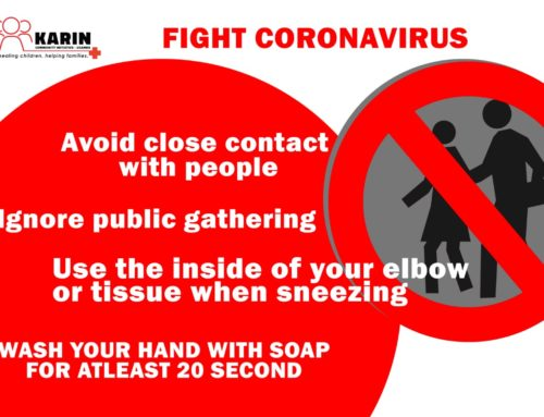 Fight Corona Virus